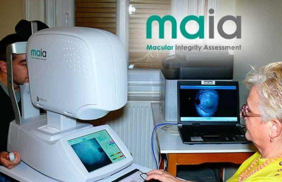 Teljeskörű szemvizsgálat szem CT vel (OCT)